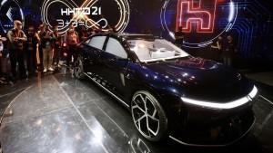 Apple-Zulieferer baut jetzt Elektroautos