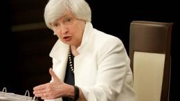 Janet Yellen verlässt das Fed-Board