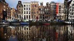 Wie Amsterdam die Touristenläden verbannen will