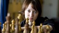Elisabeth Pähtz ist die beste Schachspielerin Deutschlands - als Jugendliche gewann sie auch einmal die Frauen-Weltmeisterschaft.