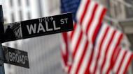 Dow Jones unter 16.000 Punkten
