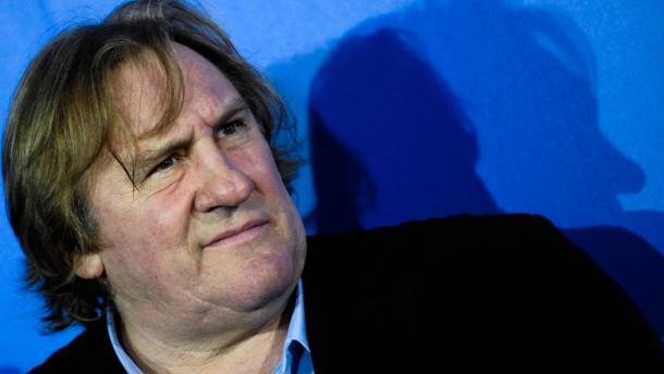 Depardieu will französische Nationalität zurückgeben
