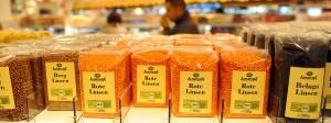 Über den Vertrieb von Alnatura-Produkten gab es Streit.