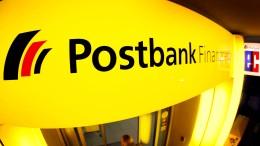 Viele Postbank-Filialen bleiben heute geschlossen