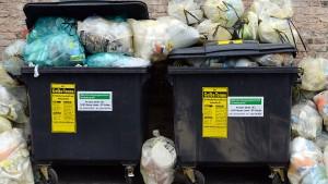 Plastikmüll für die Welt