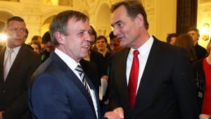 Leipziger OB-Wahl wird erst im zweiten Wahlgang entschieden