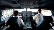 Piloten müssen künftig nicht mehr zu zwei sein im Cockpit.