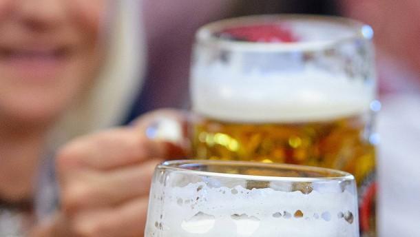 Bierabsatz auf historischem Tiefstand