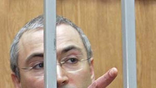 Urteil im Yukos-Prozeß am 27. April