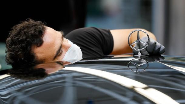 Ist Daimler ein Sanierungsfall?