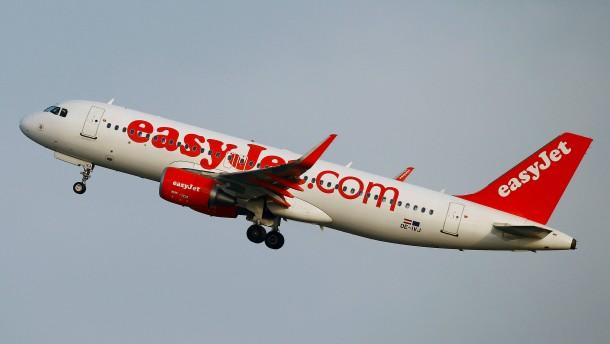Easyjet profitiert von Pleiten der Konkurrenz