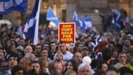 Was passiert, wenn die Schotten Yes sagen?