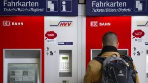 Bahn will weiter Tickets an Automaten verkaufen