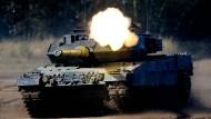 Deutschlands Rüstungsausgaben legen zu