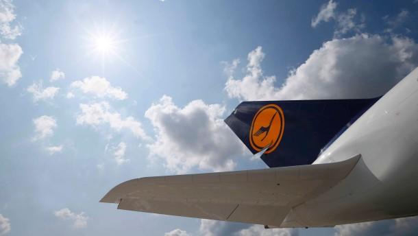 Das Lufthansa-Experiment