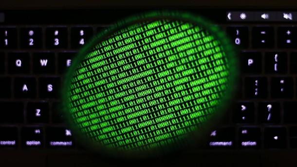 """""""Virus fräst sich durch große Netzwerke und nimmt alles mit"""""""