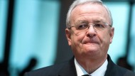 Martin Winterkorn, ehemaliger Vorstandsvorsitzender von Volkswagen, kommt als Zeuge zur Sitzung des Abgas-Untersuchungsausschusses des Bundestags.