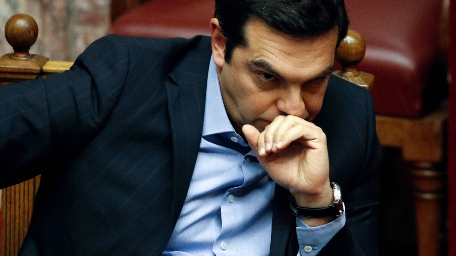 Kommenden Sonntag wird es wieder ernst für Alexis Tsipras: Wie viele Stimmen kann er für sein Sparpaket gewinnen?