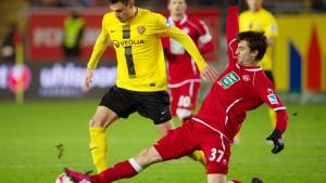 Dresden seit sieben Spielen sieglos