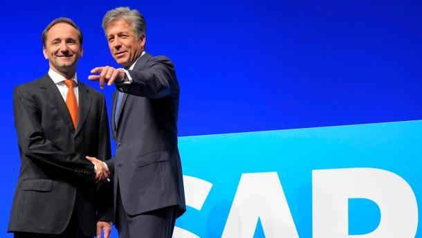 SAP greift nach Cloudspezialist Ariba