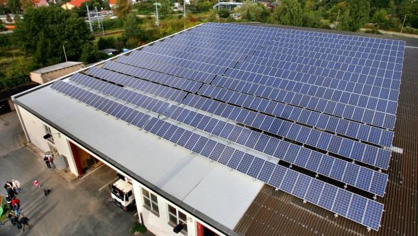 Aufmacher-Bild Solarstrom