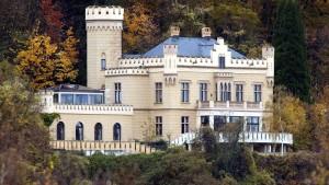 Der Chef kauft Gottschalks Schloss