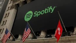 Die Baustellen von Spotify