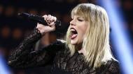 Taylor Swift bringt alle ihre Alben zurück auf Spotify.