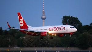 Air Berlin storniert 33 Boeing-Flugzeuge