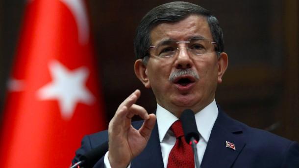 Türkische Börse erholt sich nach Davutoglu-Ankündigung wieder leicht