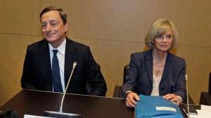 Der EZB-Präsident knöpft sich Frankreich vor
