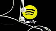 Apple und Spotify sind gerade sehr uneins