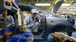 Toyota setzt Produktion in Europa aus