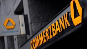 Der Niedergang der Commerzbank