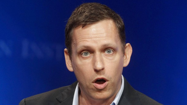 Peter Thiel investiert in Marihuana