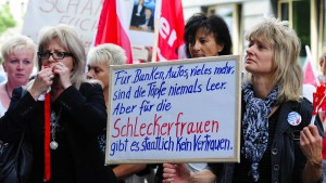 """Früherer Finanzchef gibt """"Schlecker-Frauen"""" die Schuld"""
