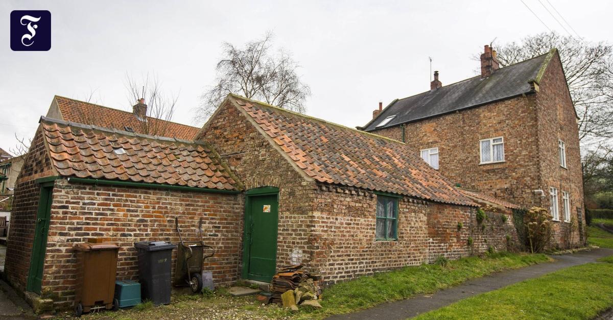 Kurioses Immobilienangebot: In England kann man jetzt ein ganzes Dorf kaufen