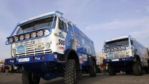 Daimler steigt bei russischem Lkw-Bauer Kamaz ein