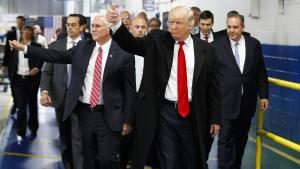 Das neue Trump-Depot