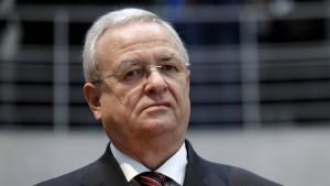 Zeugenaussagen im VW-Skandal lenken Blick wieder auf Winterkorn