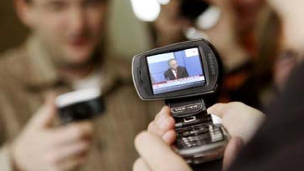 Handy-Fernsehen kommt in die Praxisphase
