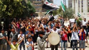 Abermals Massaker in Syrien