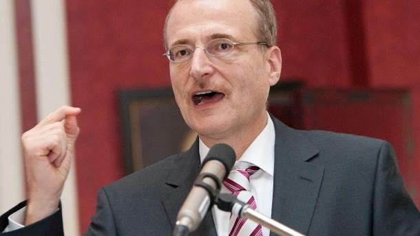 Christian Nienhaus ist Vorsitzender des Zeitungsverlegerverbandes Nordrhein-Westfalen und Geschäftsführer der WAZ Mediengruppe