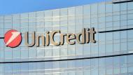 13 Milliarden Euro hat sich die Bank Unicredit nun besorgt.