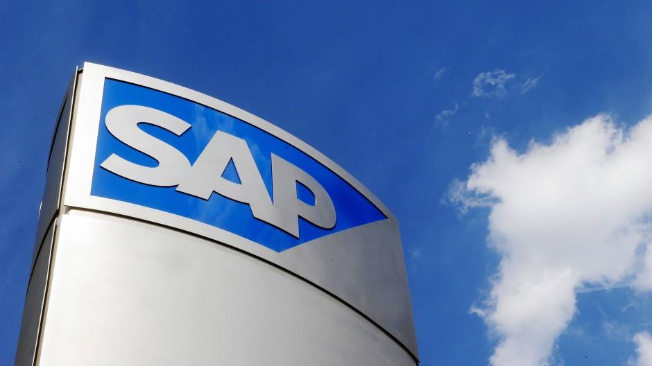 SAP ist die Nummer eins in Deutschland.