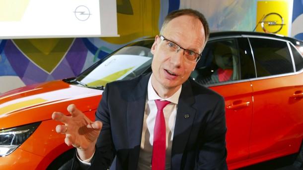 Opel beschleunigt