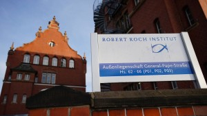 Cyberattacke auf Robert Koch-Institut