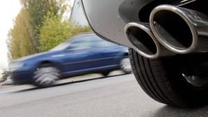 Diesel-Marktanteil fällt weiter