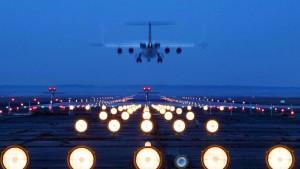 Am Donnerstag wird an den Flughäfen gestreikt