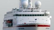 """Traumschiff mit Betriebsrat: Die """"MS Deutschland"""""""